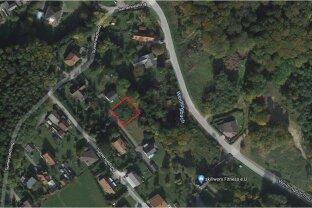 720 m² BAUGRUNDSTÜCK in Pressbaum - EFH mit ca. 400 m² erzielbare NFL möglich (Planung für Doppelhaus eingereicht)