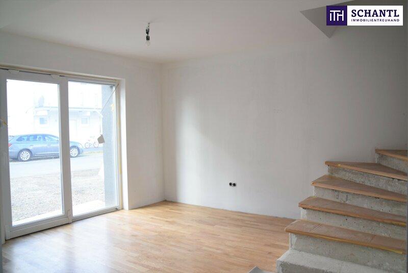 GRANDIOSES, neu erbautes Reihenhaus mit GARTEN + große TERRASSE + BALKON in sonniger Familien-Lage  in 8041 Graz !