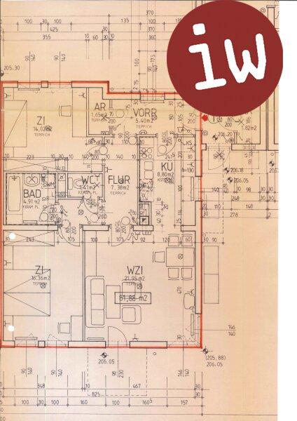 3-Zimmerwohnung mit Gartenbenutzung im Martinsviertel-Klosterneuburg! Objekt_583 Bild_221