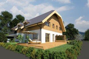 Doppelhaushälfte 4Zi geniale Lage Ebenau