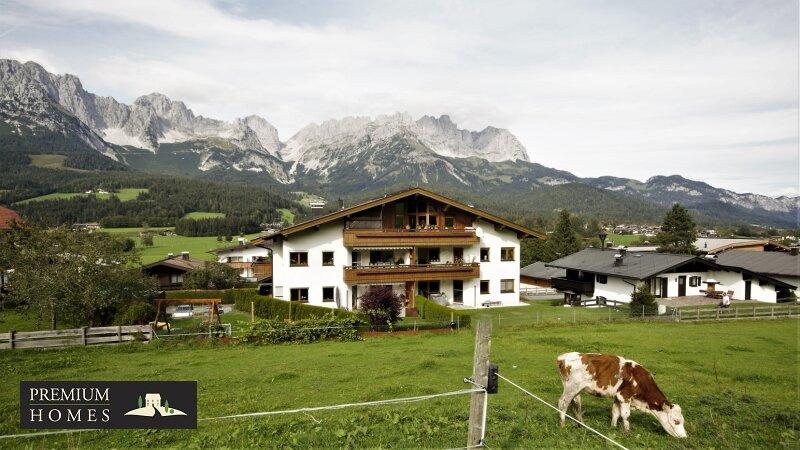 Beispielbild für ELLMAU - Eigentumswohnung - 4 Zimmer - 3 Balkone - Berg - und Natur-Blick