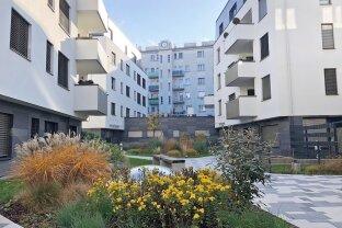 120m2 4-Zimmer-Whg. mit Südbalkon! Goldegg Gardens
