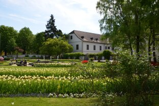 2-Zimmer-Wohnung am Burggarten