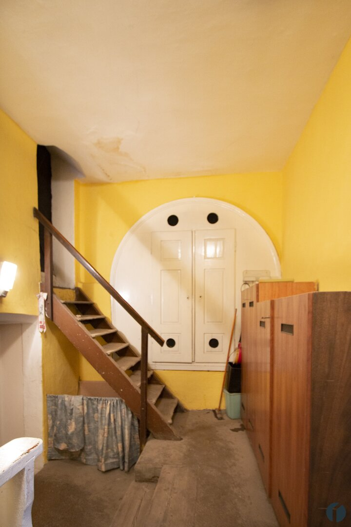 Vorraum im Obergeschoss