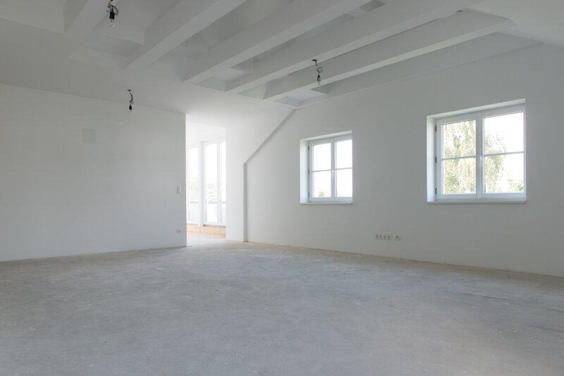 Luxus-Dachgeschosswohnung in Bisamberg