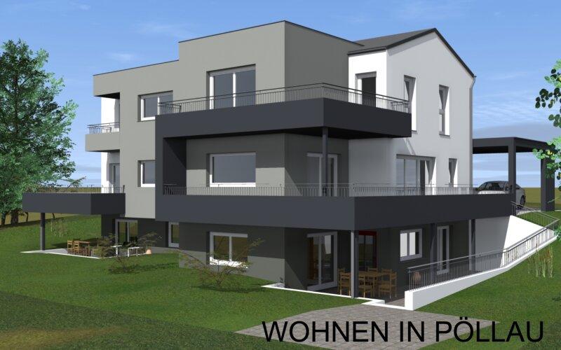 Hoher Stil trifft weite Sicht: Moderne Doppelhaushälfte mit 3 Terrassen in ländlicher Idylle
