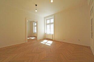 ESSLINGGASSE   2-Zimmer/Küche Altbauwohnung   ERSTBEZUG NACH KOMPLETTSANIERUNG
