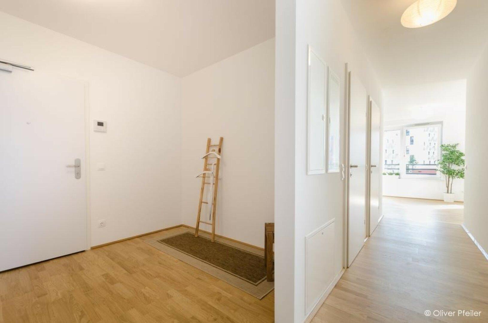 Vorzimmer mit Gangbereich