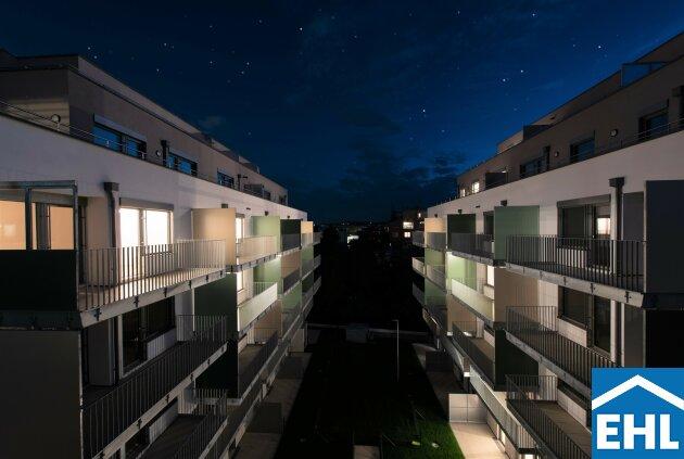 Hausansicht bei Nacht 1.2