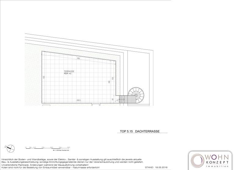 Goldegg Gardens: exklusiver 74m² Neubau + 64m² Terrassen - 1040 Wien /  / 1040Wien / Bild 3
