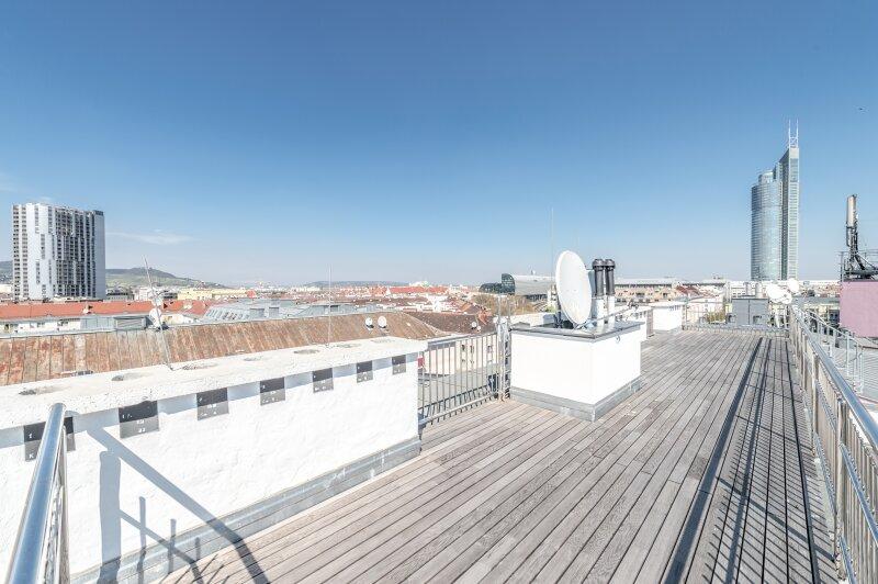 ++NEU** Hochwertiger 4-Zimmer DG-Erstbezug, Dachterrasse mit Weitblick! Tolle Raumaufteilung! /  / 1200Wien / Bild 15