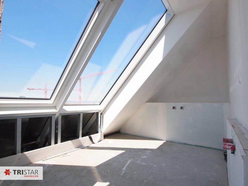 Hochwertig errichtete 3,5 Zimmer-DG-Maisonette mit Wintergarten, Terrasse und fantastischem Wienblick! /  / 1100Wien / Bild 7