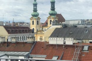 Smartes City-DG-Appartement mit Blick auf die Servitenkirche - Urban Residence Servitenviertel
