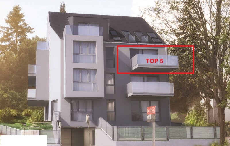 Provisionsfrei! Grünruhelage, helle 3-Zimmerwohnung mit 2 großen Balkonen, 2. Liftstock,Top-Preis