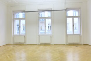 Repräsentative Bürofläche im Stilaltbau - 183 m² - 1. Bezirk Nähe Stubentor