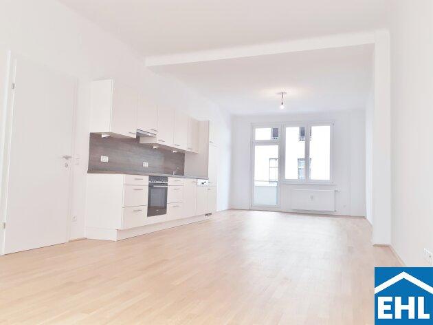 ERSTBEZUG nach Sanierung:Schöne 4 Zimmerwohnung nahe dem Schwedenplatz