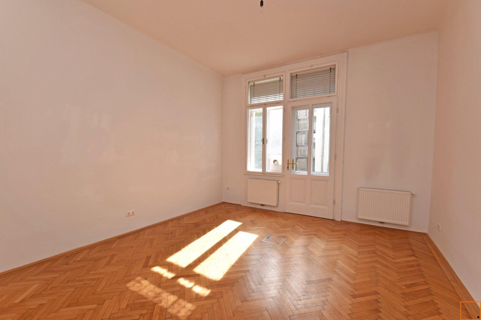 Zimmer 21,66 m²