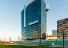 DONAU CITY | Top-Büros im SATURN TOWER
