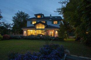 Einzigartige Villa im Wienerwald