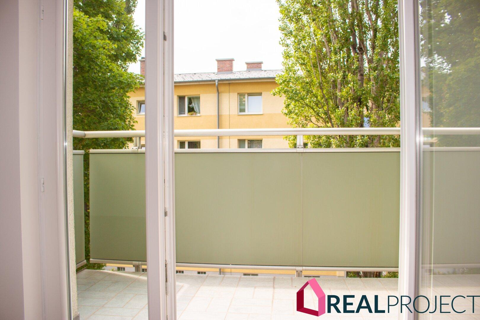Balkon/Schlafzimmer