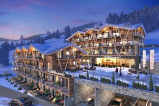 "Luxury apartments & suites ""buy to let"" in top location of Saalbach / Hinterglemm for sale"