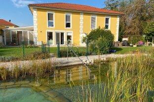 2523 Tattendorf - Wunderschöne, neuwertige Doppelhaushälfte in idyllischer Lage direkt am See inkl. Wohnbauförderung