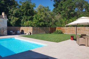 Der nächste Sommer kommt bestimmt - ÖKO Passivhaus mit Pool in absoluter Grün- Ruhelage