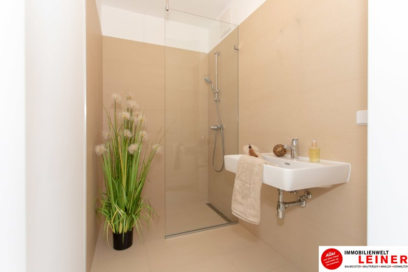 *UNBEFRISTET*Schwechat - 4 Zimmer Mietwohnung mit 140 m² großem Garten und Terrasse Objekt_9163 Bild_872