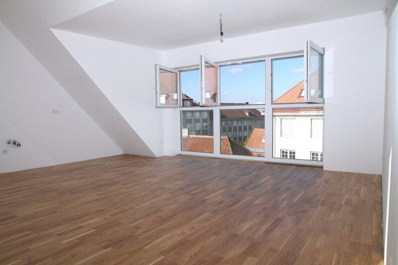 URBAN LORITZ PL. DG 14,50 m²-Terrasse ODER Wintergarten / offene Wohnküche (28,7m²) + 2 Zimmer