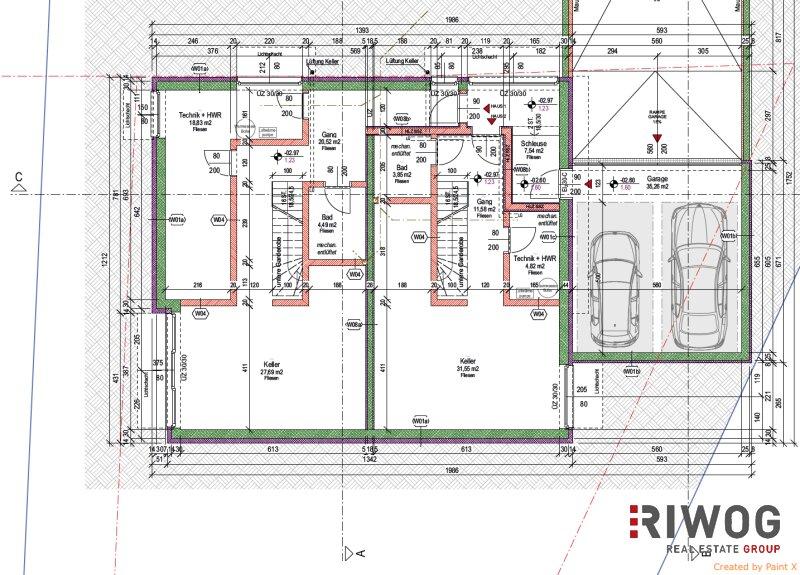 **Exklusive 5 Zimmer Doppelhaus mit Villencharakter - Hochwertigste Ausstattung - beste Bauqualität** /  / 1210Wien / Bild 5