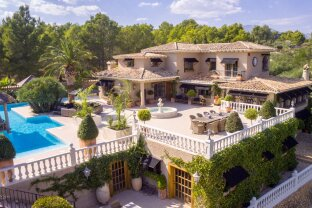 Luxuriöse Villa in Altea la Vella