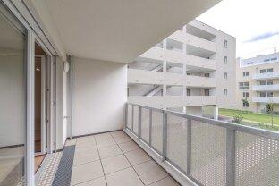 ERSTBEZUG ab sofort: DG-Wohnung mit sonniger Loggia, Deckenkühlung, Fußbodenheizung, uvm.!
