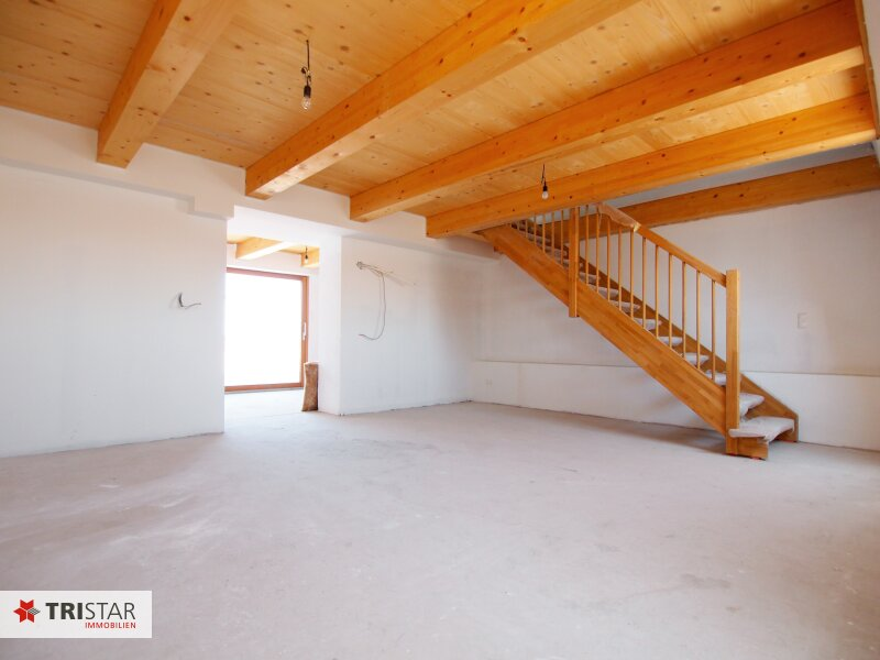 Hochwertig errichtete 3,5 Zimmer-DG-Maisonette mit Wintergarten, Terrasse und fantastischem Wienblick! /  / 1100Wien / Bild 1