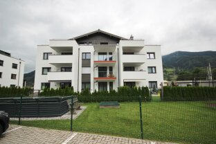 5751 Maishofen :  2 Zimmerwohnung, neuwertig, 54 m² mit sonnigem Balkon, Lift im Haus,Parkplatz