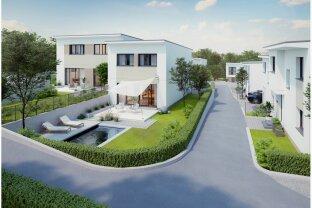 Traumhaftes Familienhausprojekt in Grünruhelage - am Fuße des Kahlenbergs