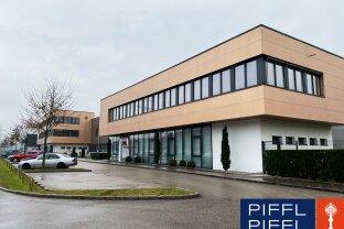 MODERNES Hallen- und Büroobjekt im Gewerbegebiet Nahe der A1