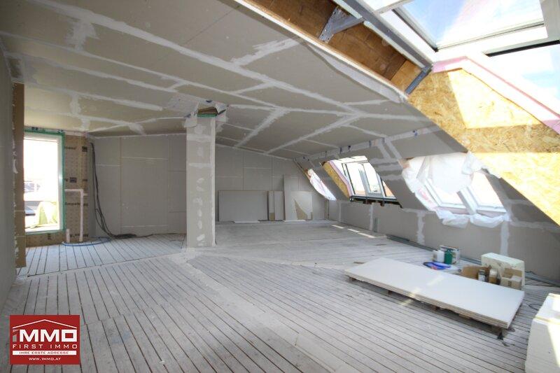 Extravagante Dachgeschoß-Maisonette mit Terrasse! /  / 1050Wien / Bild 7