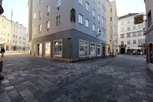 Schönes Geschäftslokal mit Archiv-/Kellerraum in der Linzer Altstadt