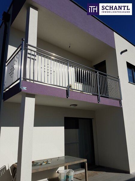 Herrliche 2-Zimmer Neubau-Wohnung in Sonnenlage - 8041 Graz!