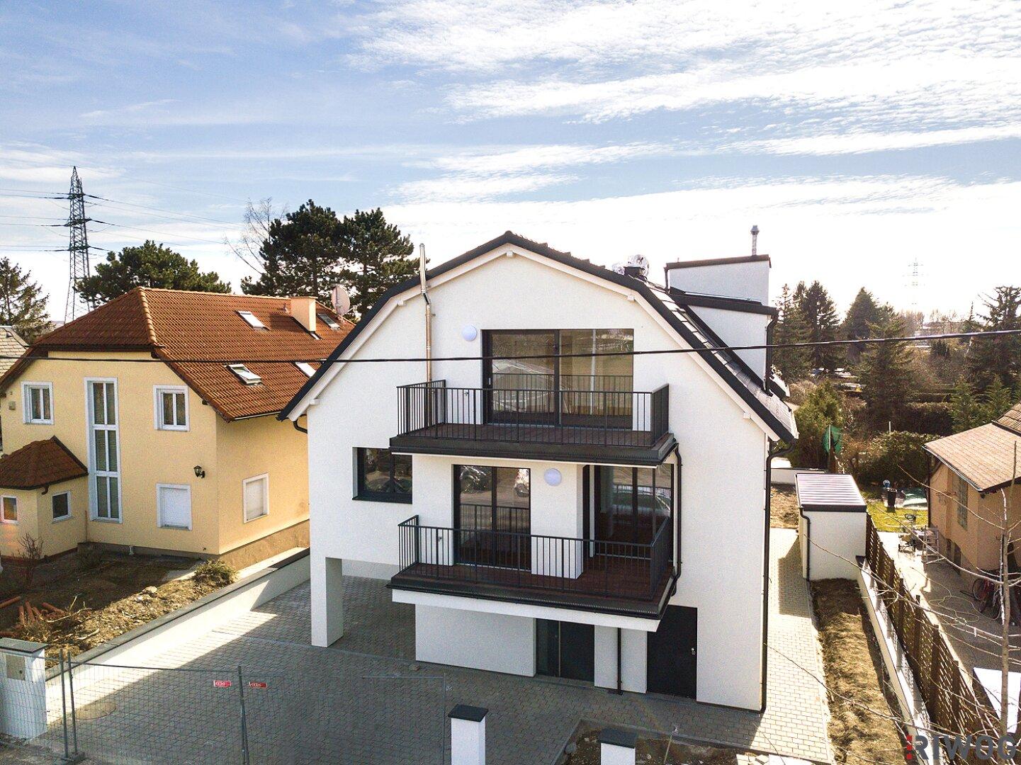 *** Einziehen und Wohlfühlen - Hochwertige Eigentumswohnungen - Erstklassige Ausstattung - Großzügige Außenflächen*** (Projektansicht)