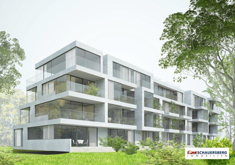 Exklusive Neubauwohnungen in Graz - St. Leonhard