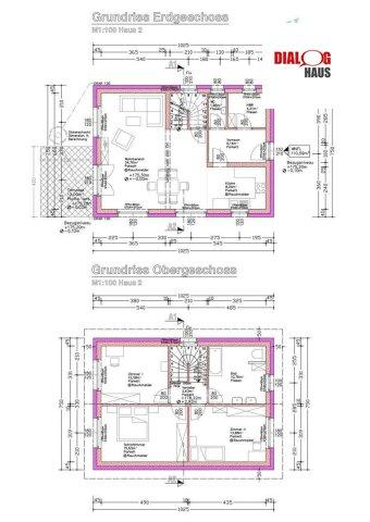 Schicke Einfamilienhäuser in Langenlebarn