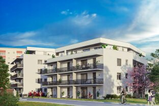 +++ BEST LOCATION GEIDORF +++ Perfect new building project with 2- to 4-room apartments