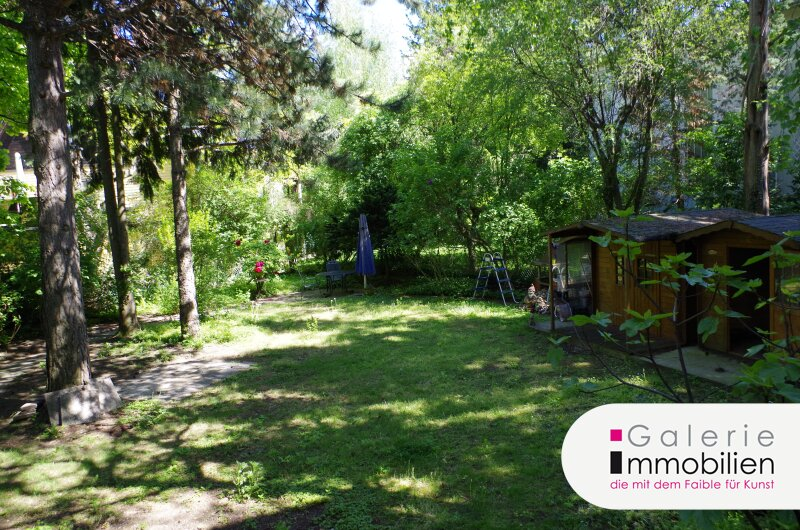 Gartenblick: 2,5-Zimmer-Altbauwohnung mit Gemeinschaftsgarten Objekt_29891