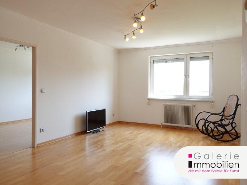 VIDEO: Mit Grün- und Fernblick: Helle 3,5-Zimmer-Wohnung! Objekt_34786