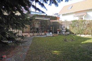 Gartenhaus mitten in Wien