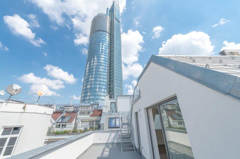 ++NEU++ Hochwertiger 3-Zimmer DG-Erstbezug, tolle Aufteilung! riesige Dachterrasse, toller Ausblick!! ***Videobesichtigung*** /  / 1200Wien / Bild 0