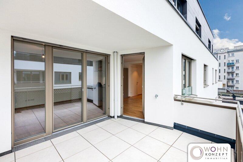 Goldegg Gardens: 96m² Erstbezug + 7m² Balkon - 1040 Wien /  / 1040Wien / Bild 1