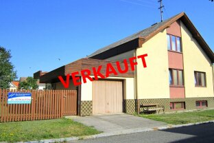 """Gepflegtes Wohnhaus mit schönen Garten in Unterpullendorf """"VERKAUFT"""""""
