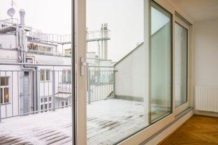 Schöne Dachgeschoßmaisonette nahe Wien Mitte